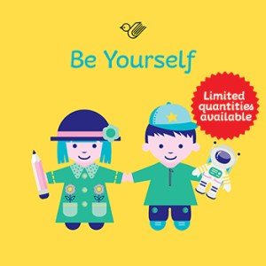 Be yourself book box - limited stock!