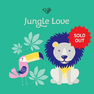 Jungle love book box - sold out!