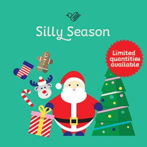 Silly season book box - limited stock!