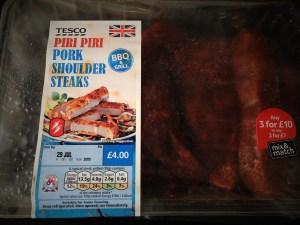 Piri Piri Pork