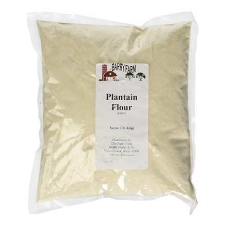 Plantain-Flour