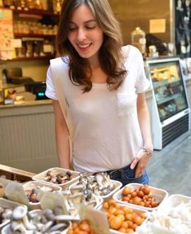 Food Blogger 8thandlake Marie