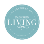 little bit heart - featured - style me pretty living, glittery bridal shower