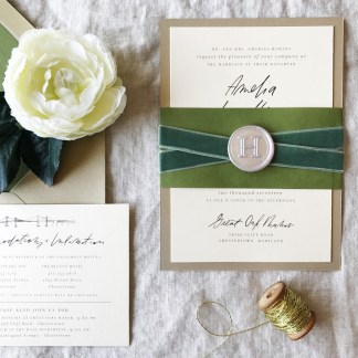 little-bit-heart_IRLelegant-greenery-wedding-invitation2