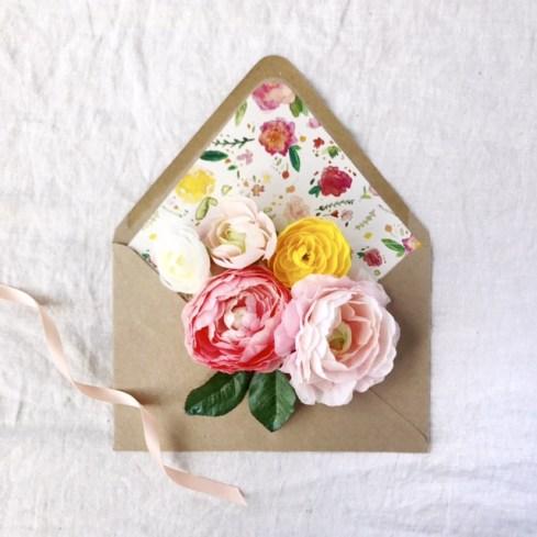 little-bit-heart_IRL_watercolor-floral-blooming-envelope-liner