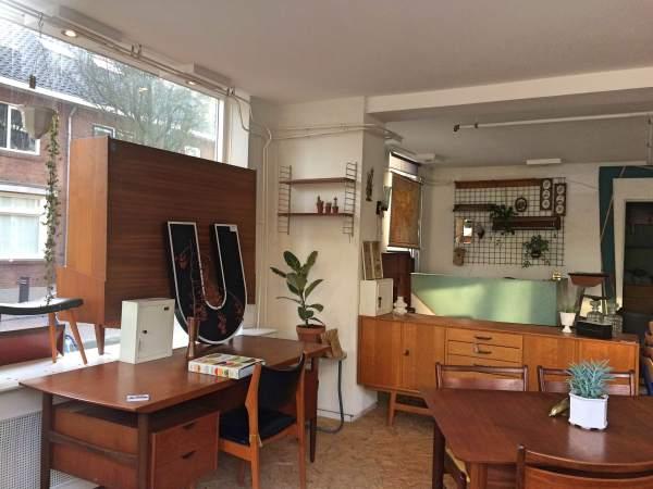 Vintage meubels frumel