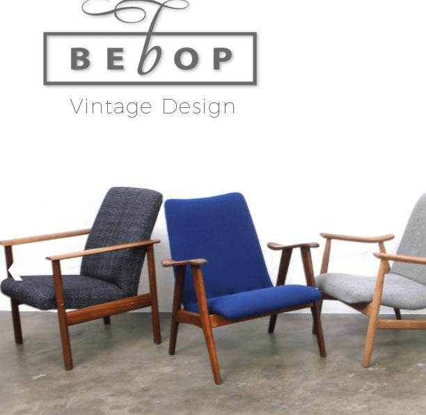 vintage meubels bebop