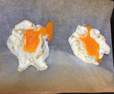 Cloudy Eggs
