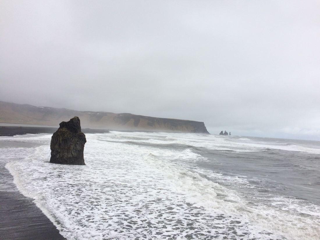 Zwarte stranden Vik