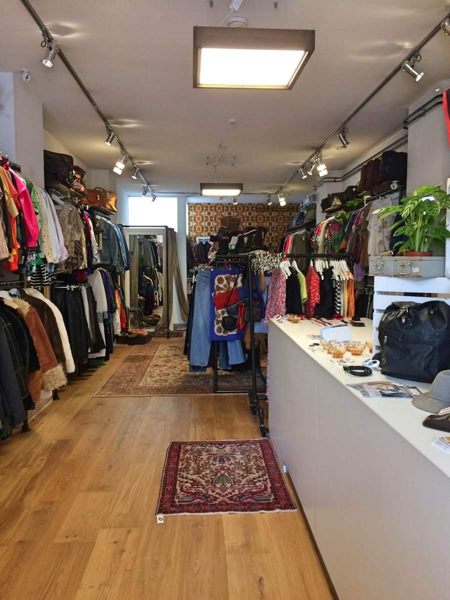 Roxy '79 Vintage kleding shoppen in Utrecht