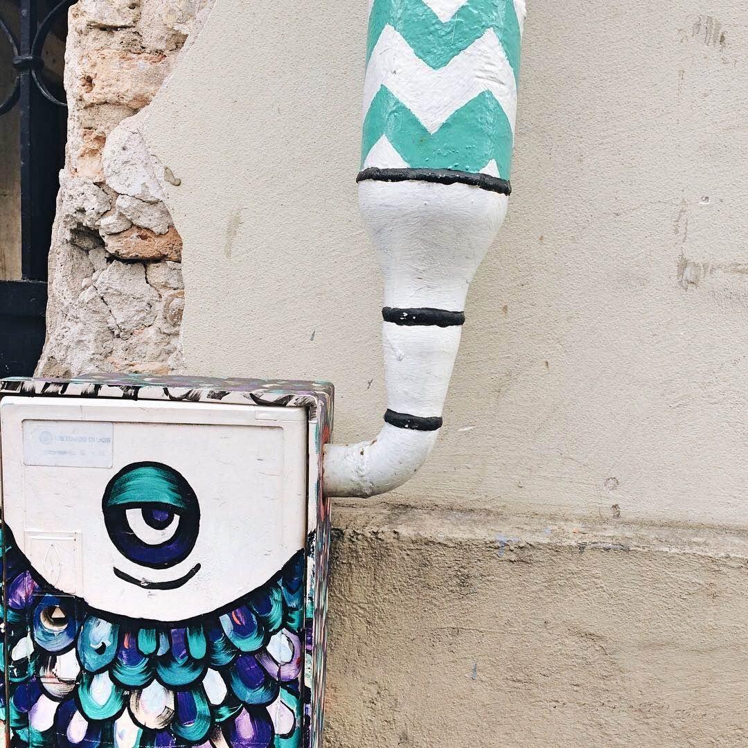 street art Vilnius