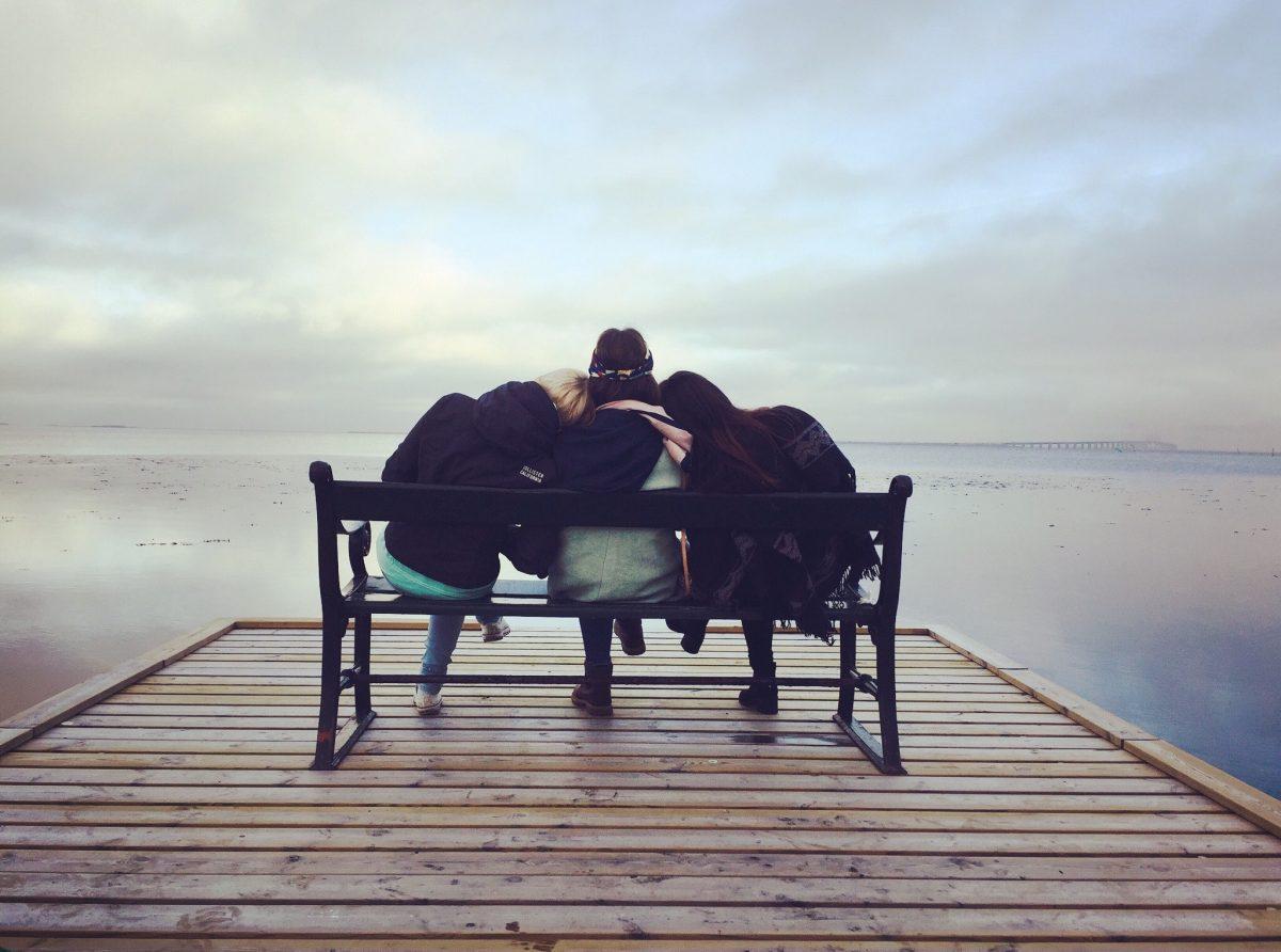 Emigreren en vrienden maken