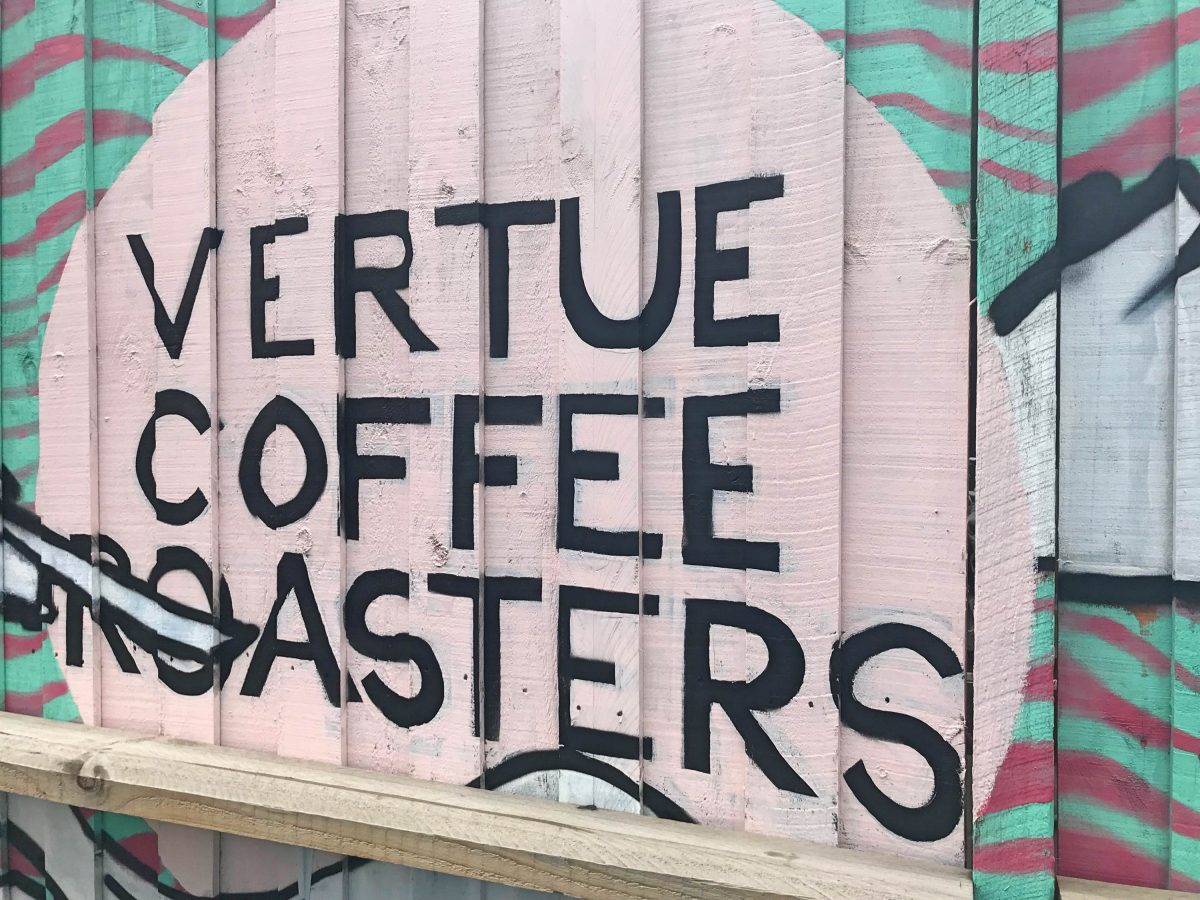 Brunch bij Vertue Coffee Roasters