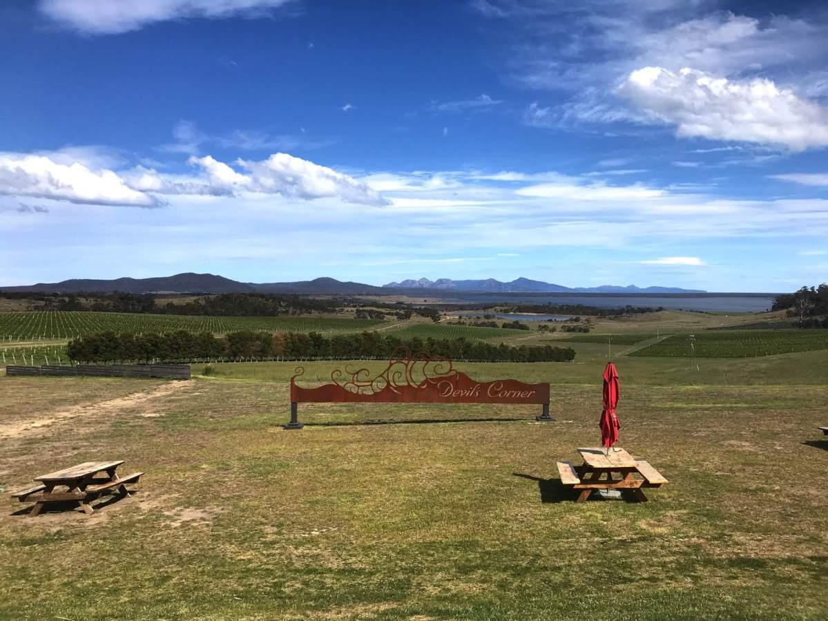 Travelguide Tasmanië - devils corner