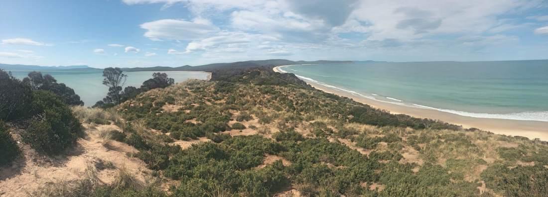 Travelguide Tasmanië - Bruny Island