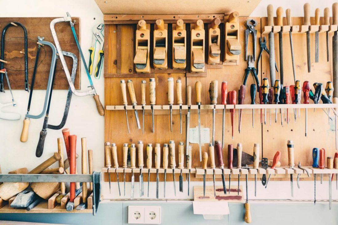 Duurzaam klussen - tools