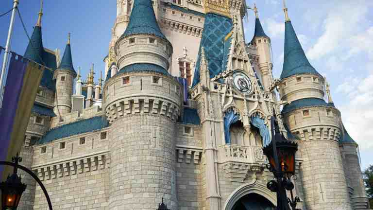 Walt Disney World Park Pass System