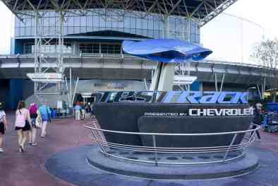 Disneys Test Track