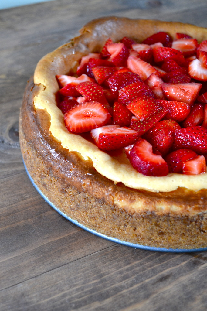 Golden Oreo Strawberry Cheesecake Recipe