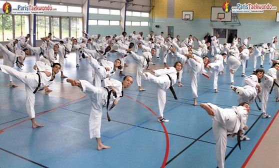 Paris-Taekwondo-Poomsae