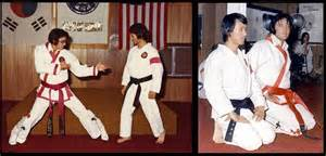 old taekwondo