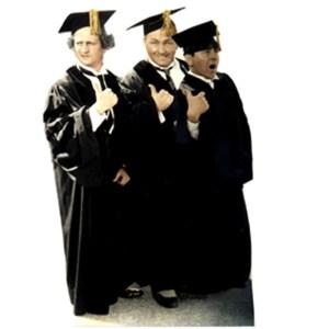 stooges graduate