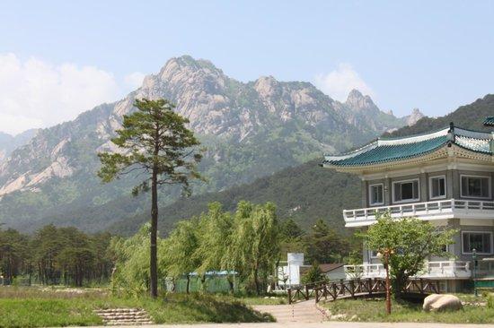 mount-kumgang