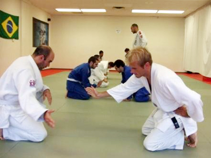 BJJ white belts