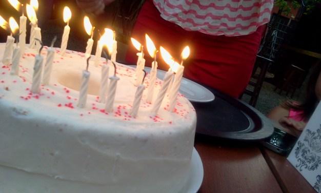 Red velvet cake, my favourite.
