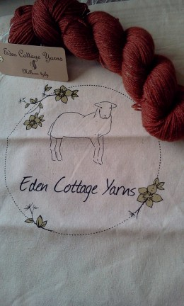 Eden Cottage Yarns Project Bag