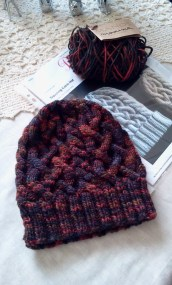 Travelling Cable Hat Beanie