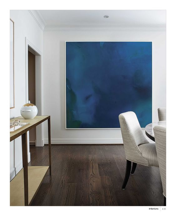 Dining Room Wall Art Abstract