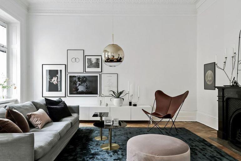 Coco Lapine Scandinavian Minimalism Design