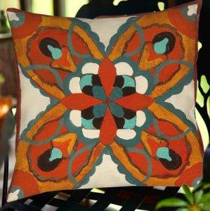Tuscan+Tile+1+IndoorOutdoor+Pillow
