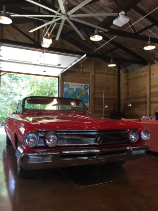67 Buick Convertible, Candy Apple Red Buick Convertible, Vintage Cars, Chrome On Cars