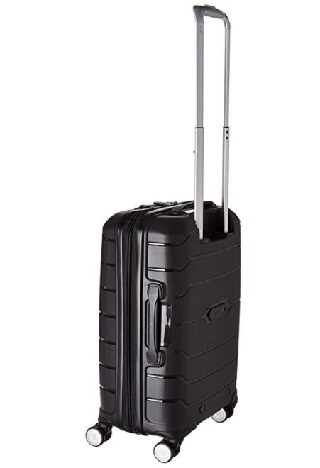 Black Wheelie Luggage