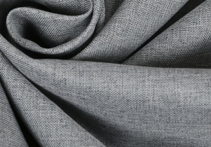Grey Linen Like Tablecloth - Because we all need a break sometimes!