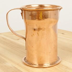 Vintage Copper Creamer- Perfect For Cream or Maybe Syrup?!