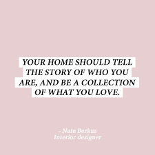 Nate Berkus Quote About Collections