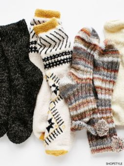 shop style socks