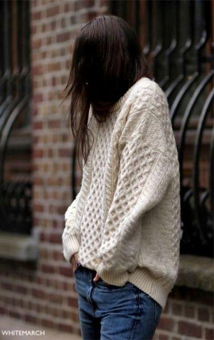 Whitemarch Fisherman Sweater