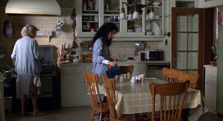 Moonstruck Movie Kitchen