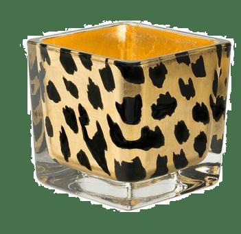luisaviaroma leopard candle