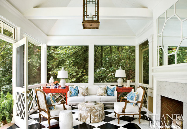 Draper Interiors Sunporch
