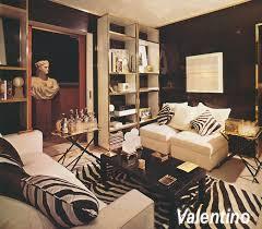 valentino's 80's living room
