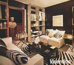 valentino's 80's living room