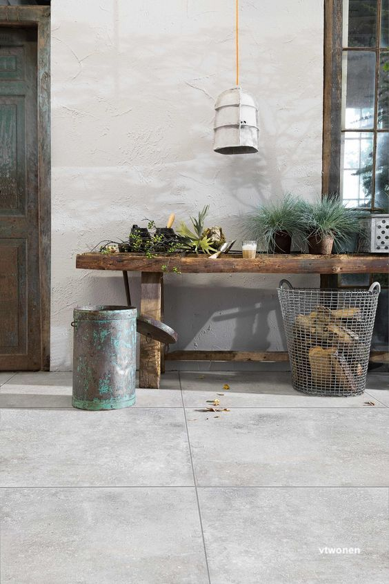 Dirt Can Be The Greatest Motivator When Choosing A Tile Floor ...