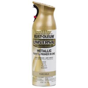 Rustoleum Metallic Pure Gold Paint