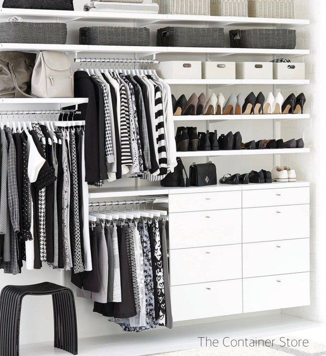 The Container Store Closet