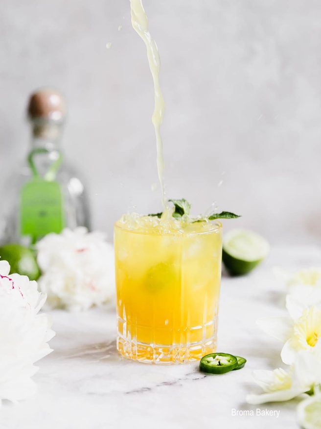 Broma Bakery Spicy-Passionfruit-Margarita-